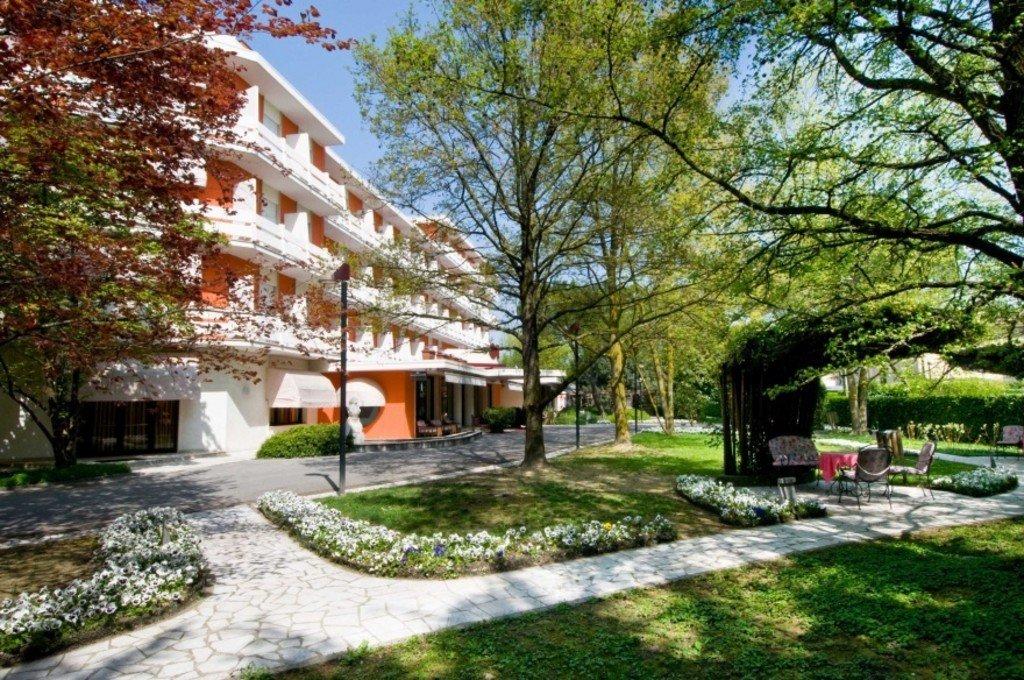 Hotel Terme Orvieto Garten