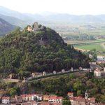 Monselice: la rocca - Hotel Terme Ovieto Abano