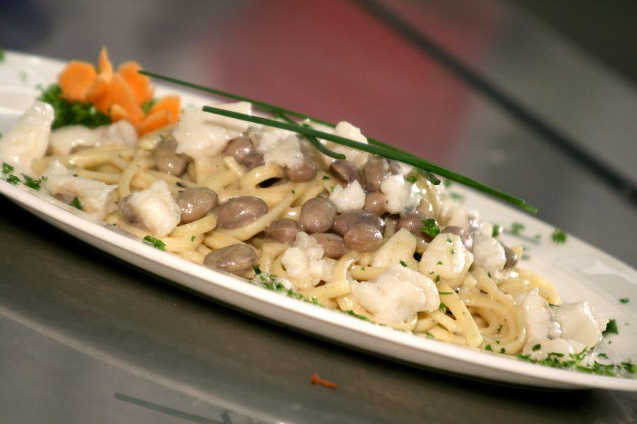 Spaghetti dell'Hotel Terme Orvieto di Abano Terme